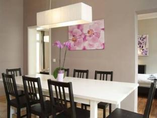 Zekian Boutique Apartments ® Berlynas - Viešbučio interjeras