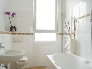 Zekian Boutique Apartments ® Berlynas - Vonios kambarys