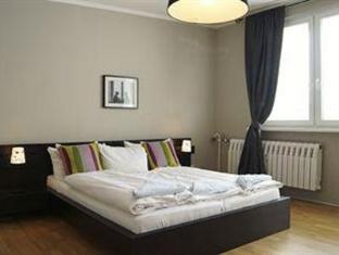 Zekian Boutique Apartments ® Berlin - Gostinjska soba