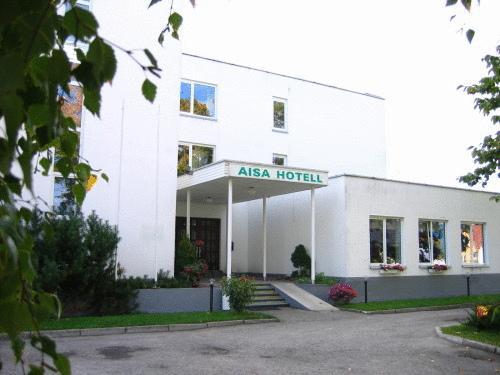 Aisa Hotel Parnu - Hotelli välisilme