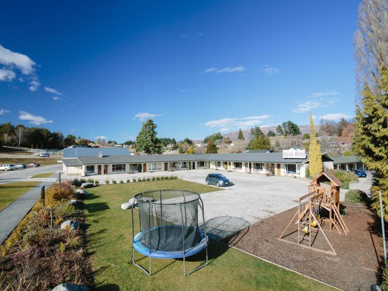 Alpine Motel - Hotell och Boende i Nya Zeeland i Stilla havet och Australien