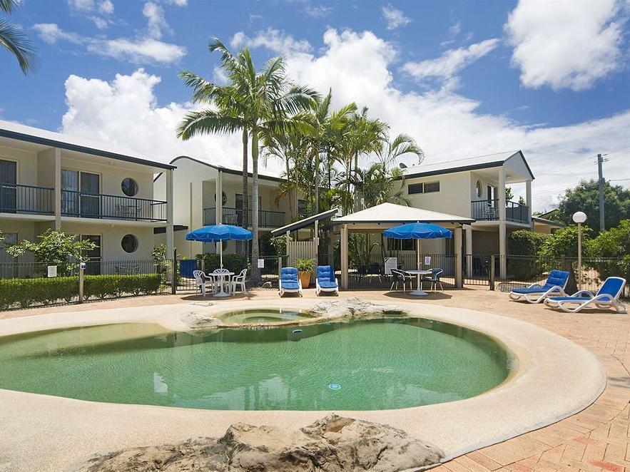 Anchor Motel Noosa - Hotell och Boende i Australien , Noosa