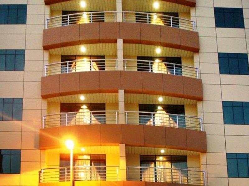 시티 하트 호텔 아파트