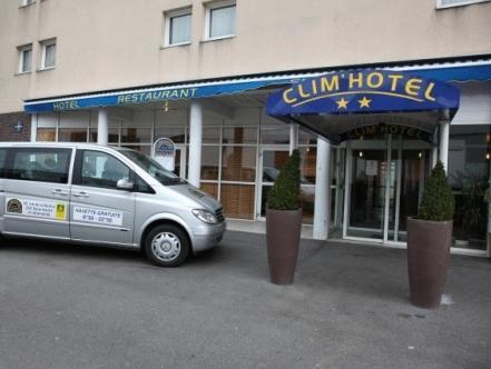 Greenhotels Roissy Parc des Expositions - Hotell och Boende i Frankrike i Europa