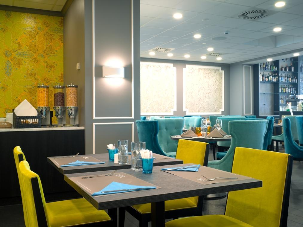 Brüksel'in En İyi Lüks Oteli –Thon Hotel Bristol Stephanie