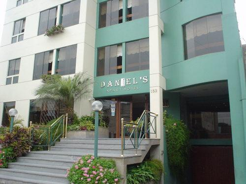 Daniel's Apart Hotel - Hotels and Accommodation in Peru, South America