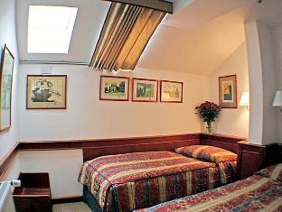 Hotel 16 Praha - Svečių kambarys