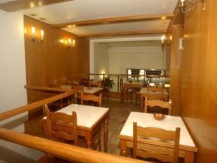 Hotel Americano Buenos Aires - Restoran
