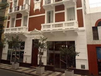 Hotel Americano - Hotels and Accommodation in Argentina, South America