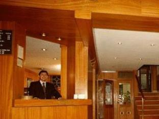 Hotel Americano Buenos Aires - Resepsionis
