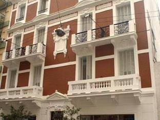Hotel Americano Buenos Aires - Tampilan Luar Hotel