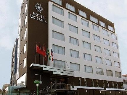Hotel Britania Miraflores - Hotels and Accommodation in Peru, South America
