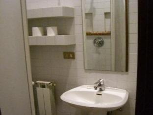 โรงแรมแพนด้า โรม - ห้องน้ำ