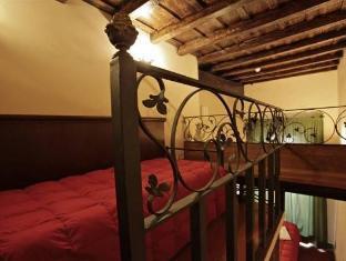 โรงแรมแพนด้า โรม - ห้องพัก