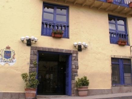 Hotel Royal Inka II - Hotell och Boende i Peru i Sydamerika
