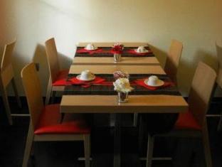 Hotel Tirreno מרינה די מאסה - מסעדה