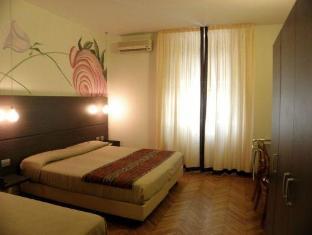 Hotel Tirreno מרינה די מאסה - חדר שינה