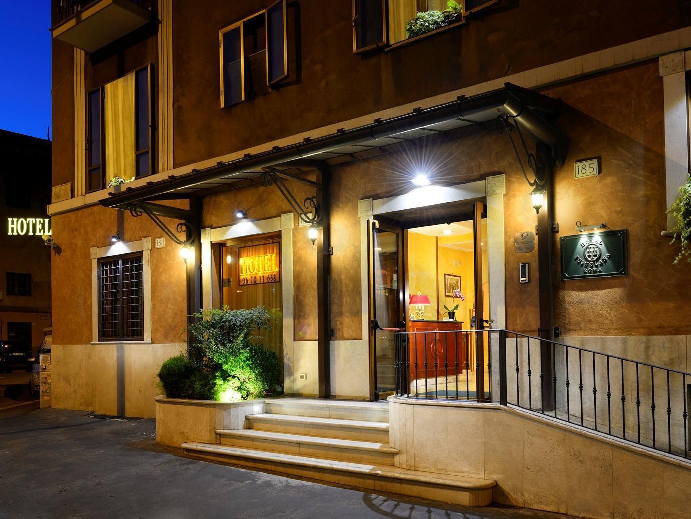 Hotel Tuscolana