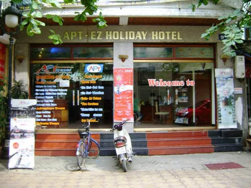 Hotell Aptez Holiday Hotel