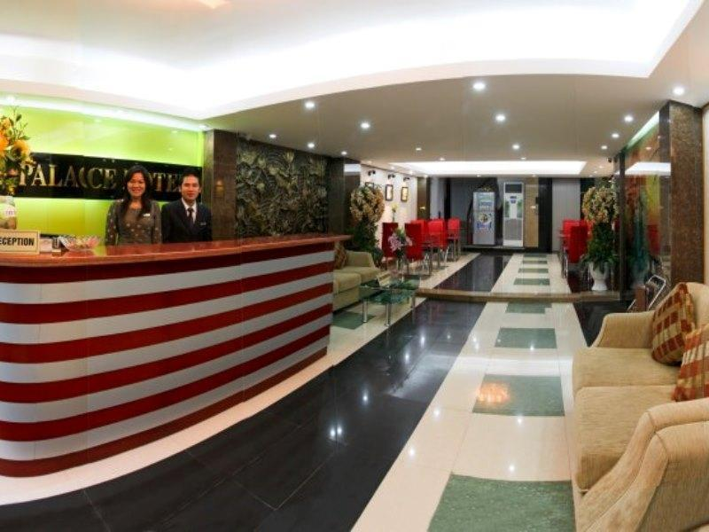 Hotell Hanoi Royal Palace Hotel