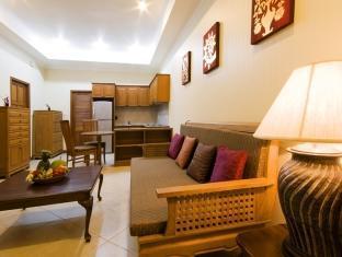 Jasmina Pool Villa at Jomtien Hotel Pattaya - One Bedroom Villa - Living Area