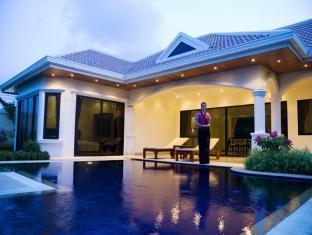 Jasmina Pool Villa at Jomtien Hotel Pattaya - Two Bedroom Villa <br> Private Swimming Pool