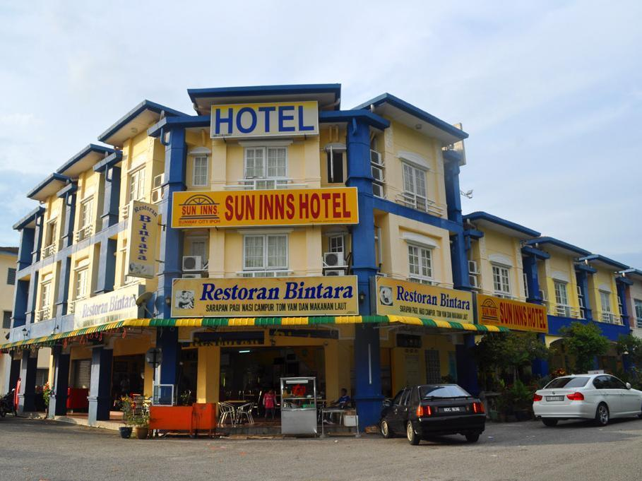 Sun Inns Sunway City Ipoh Tambun - Hotels and Accommodation in Malaysia, Asia