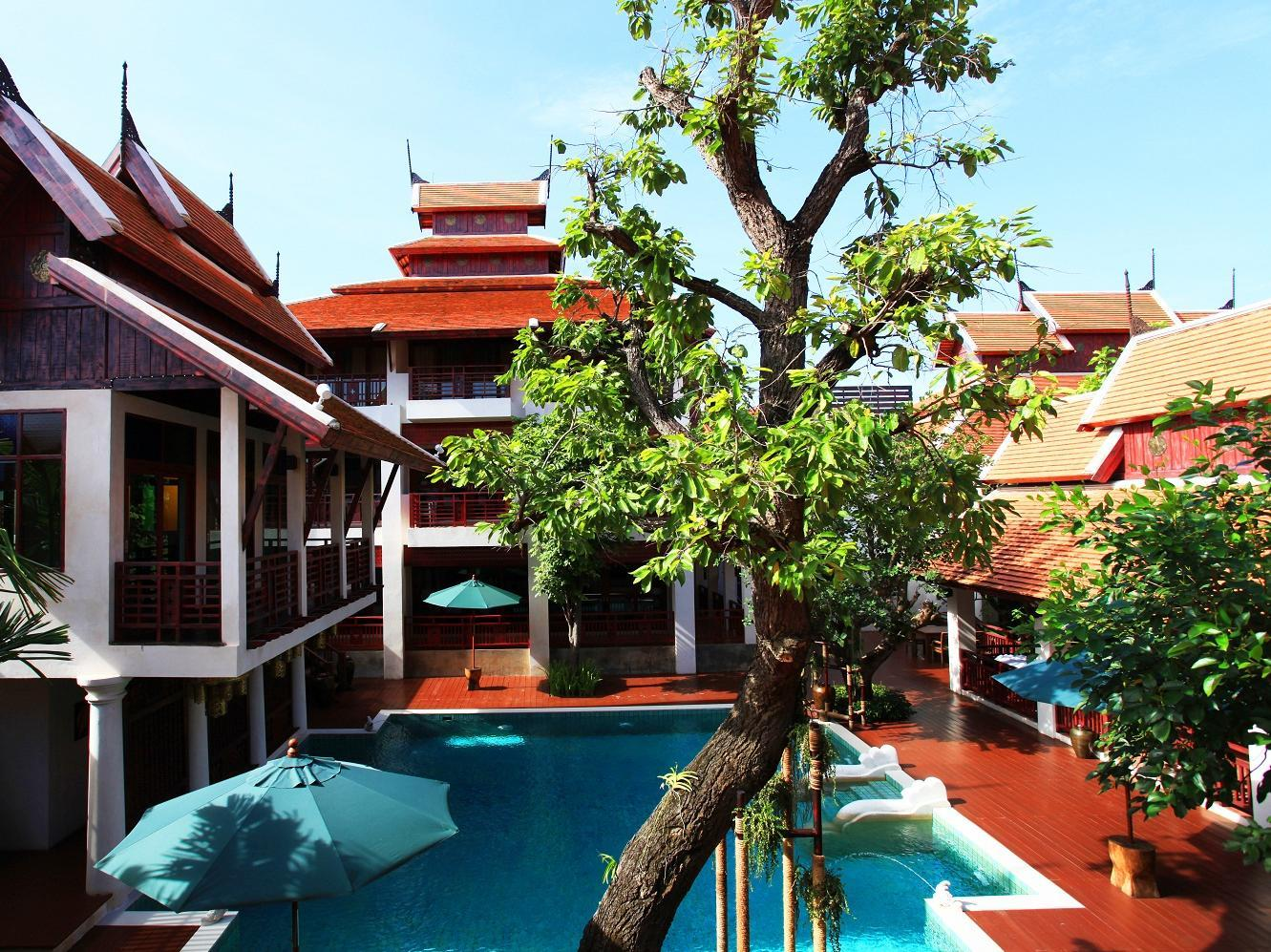 The Rim Chiang Mai Hotel - Hotels and Accommodation in Thailand, Asia