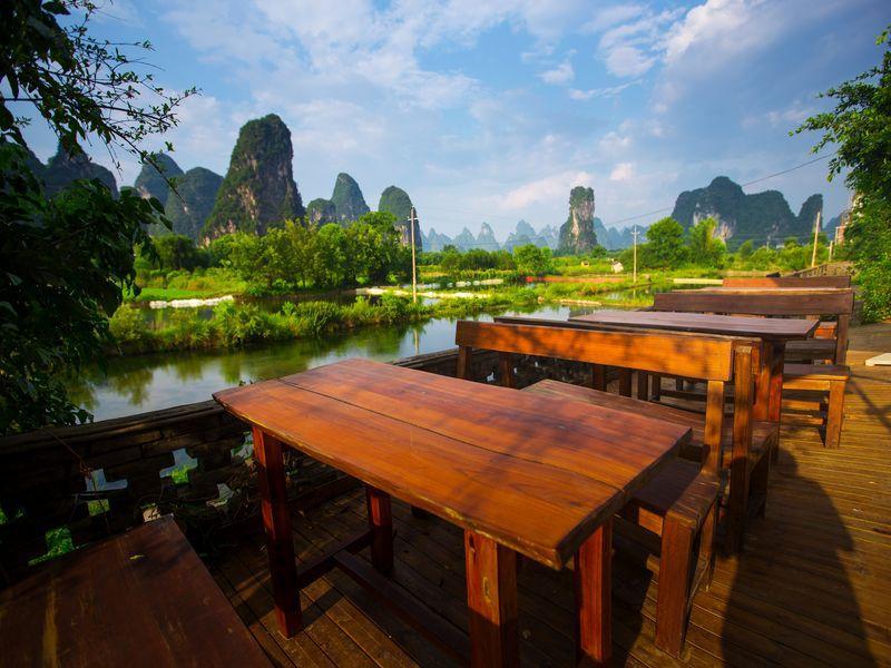 Yangshuo Hidden Dragon Villa Hotel Yangshuo