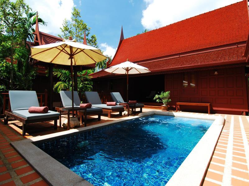 Baan Amphawa Resort and Spa - Hotels and Accommodation in Thailand, Asia