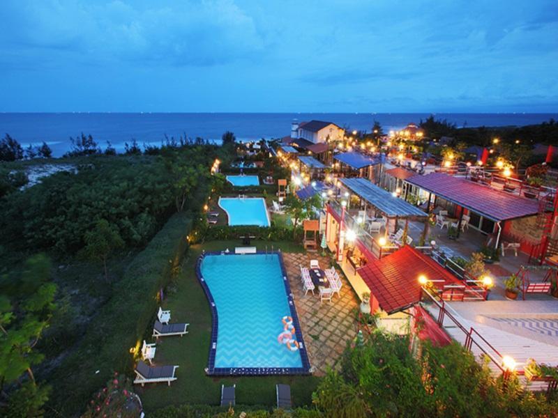 Hotell An Hoa Residence