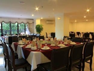 Cardamom Hotel & Apartment Phnom Penh - Restoran