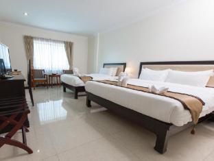 Cardamom Hotel & Apartment Phnom Penh - Kamar Tidur