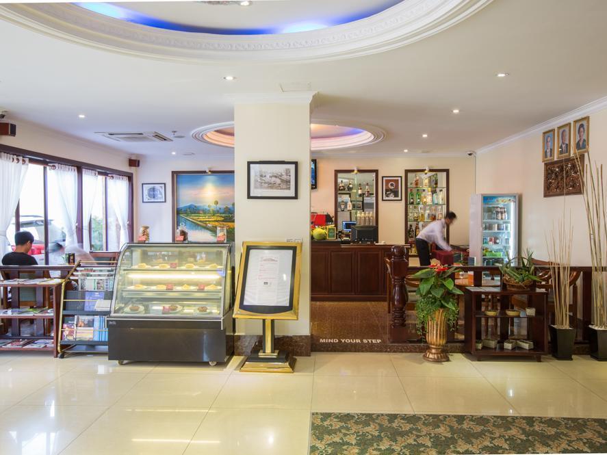 Cardamom Hotel & Apartment Phnom Penh