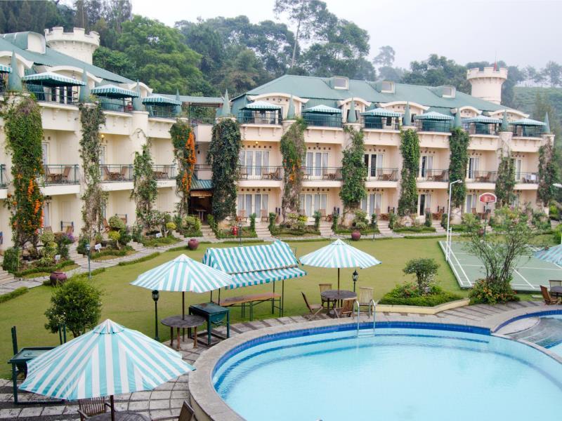 Club Bali Suites Kota Bunga In Bogor