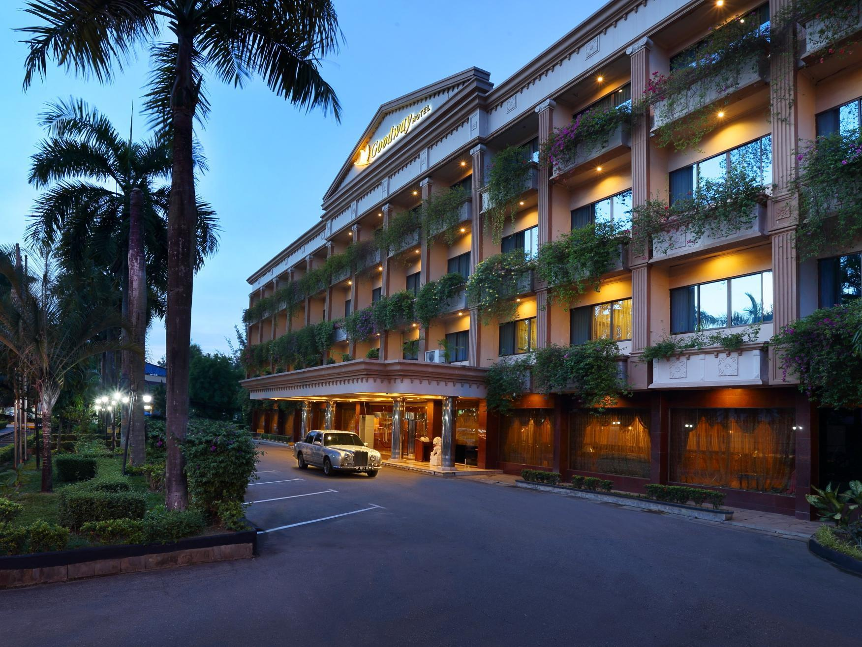 Hotell Goodway Hotel