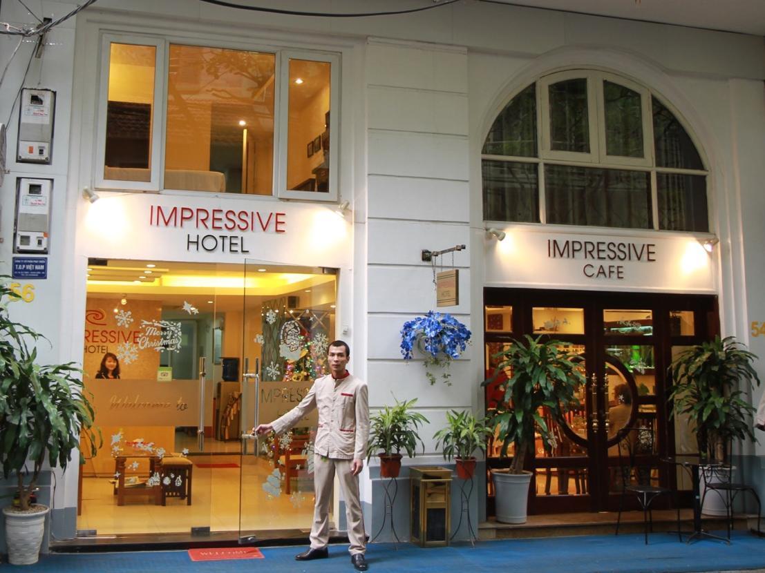 Hotell Hanoi Impressive Hotel