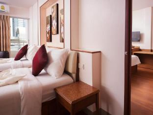 KC Place Hotel Bangkok - Family Room