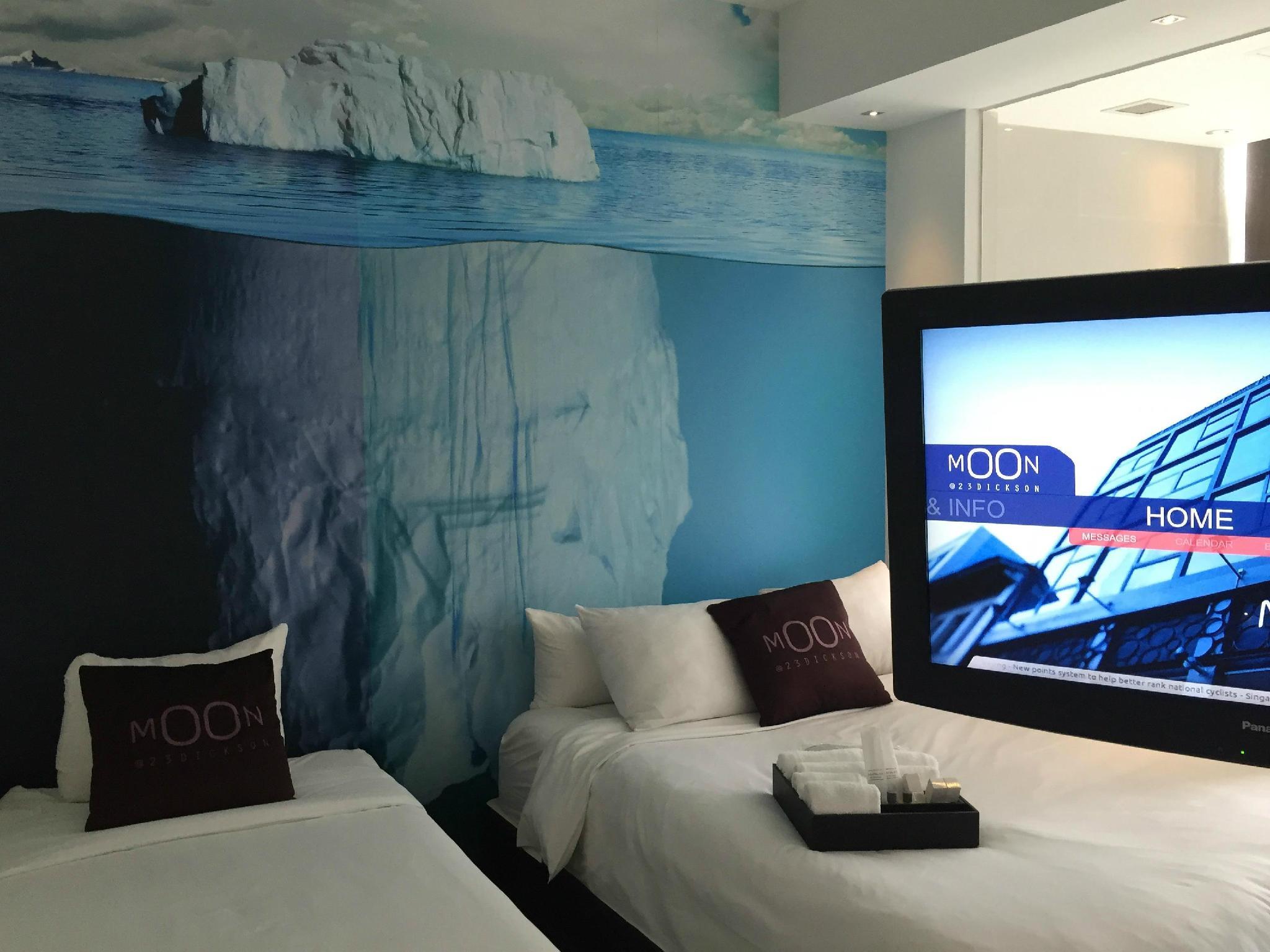 Moon Hotel Singapore | Moon @ 23 Dickson