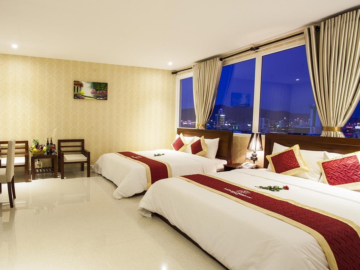 Paramount Hotel Hanoi - Hotell och Boende i Vietnam , Hanoi