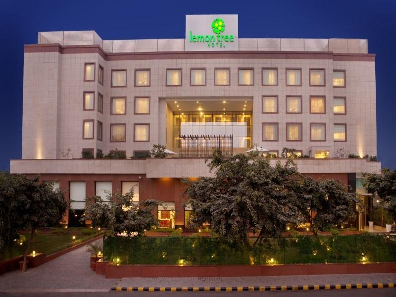 Hotell Lemon Tree Hotel City Center North Gurgaon