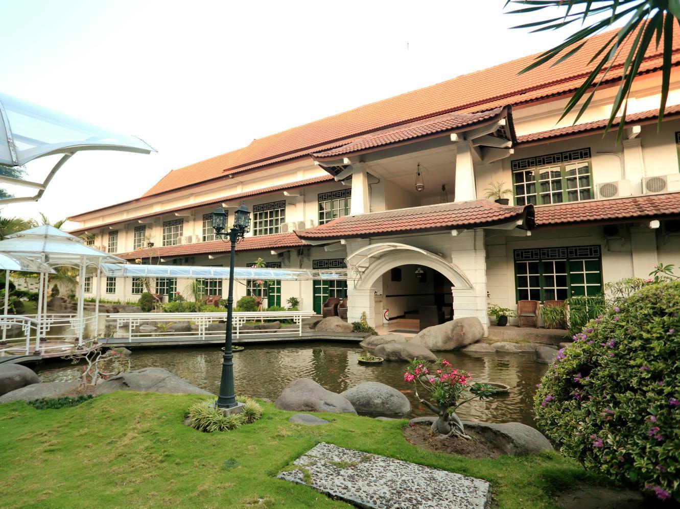 Hotel Merdeka Kediri - Hotels and Accommodation in Indonesia, Asia