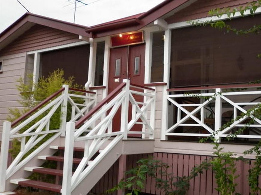 Kirkland House Bed & Breakfast - Hotell och Boende i Australien , Brisbane