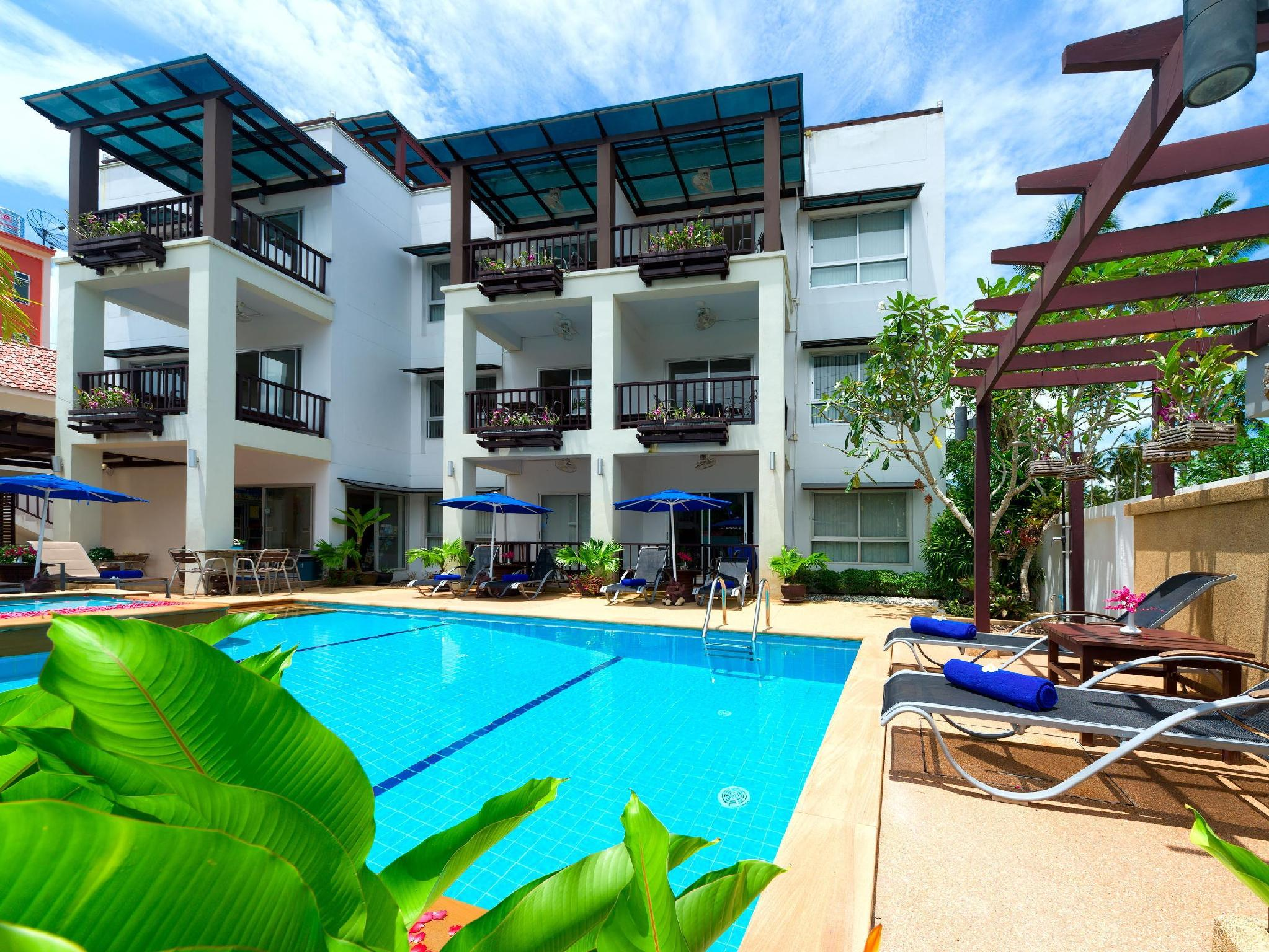 Krabi Apartment Hotel - Hotels and Accommodation in Thailand, Asia