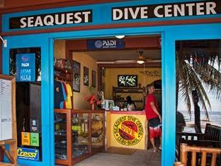 Oasis Beach & Dive Resort Panglao Island - Seaquest Dive Center
