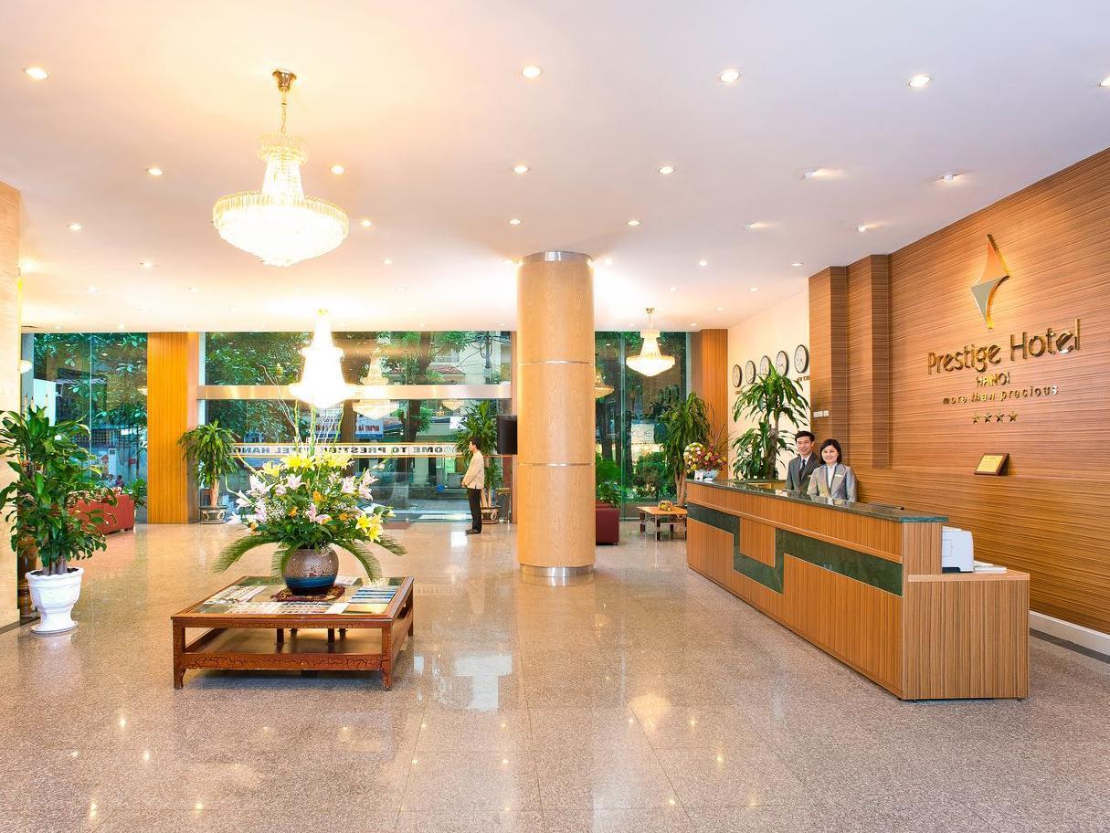 Hotell Prestige Hotel Hanoi