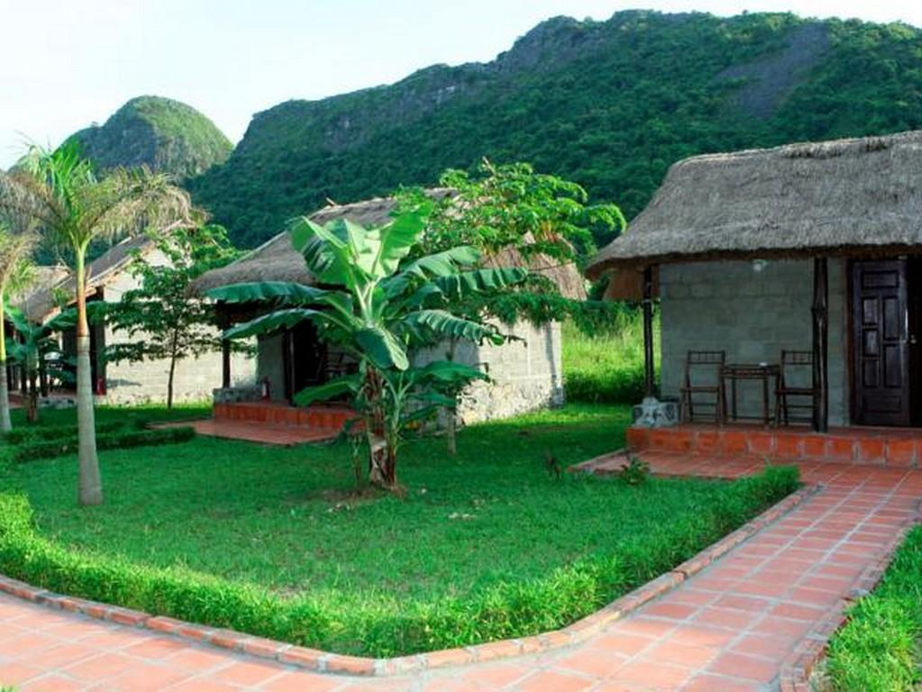 Hotell Viet Bungalow Hotel