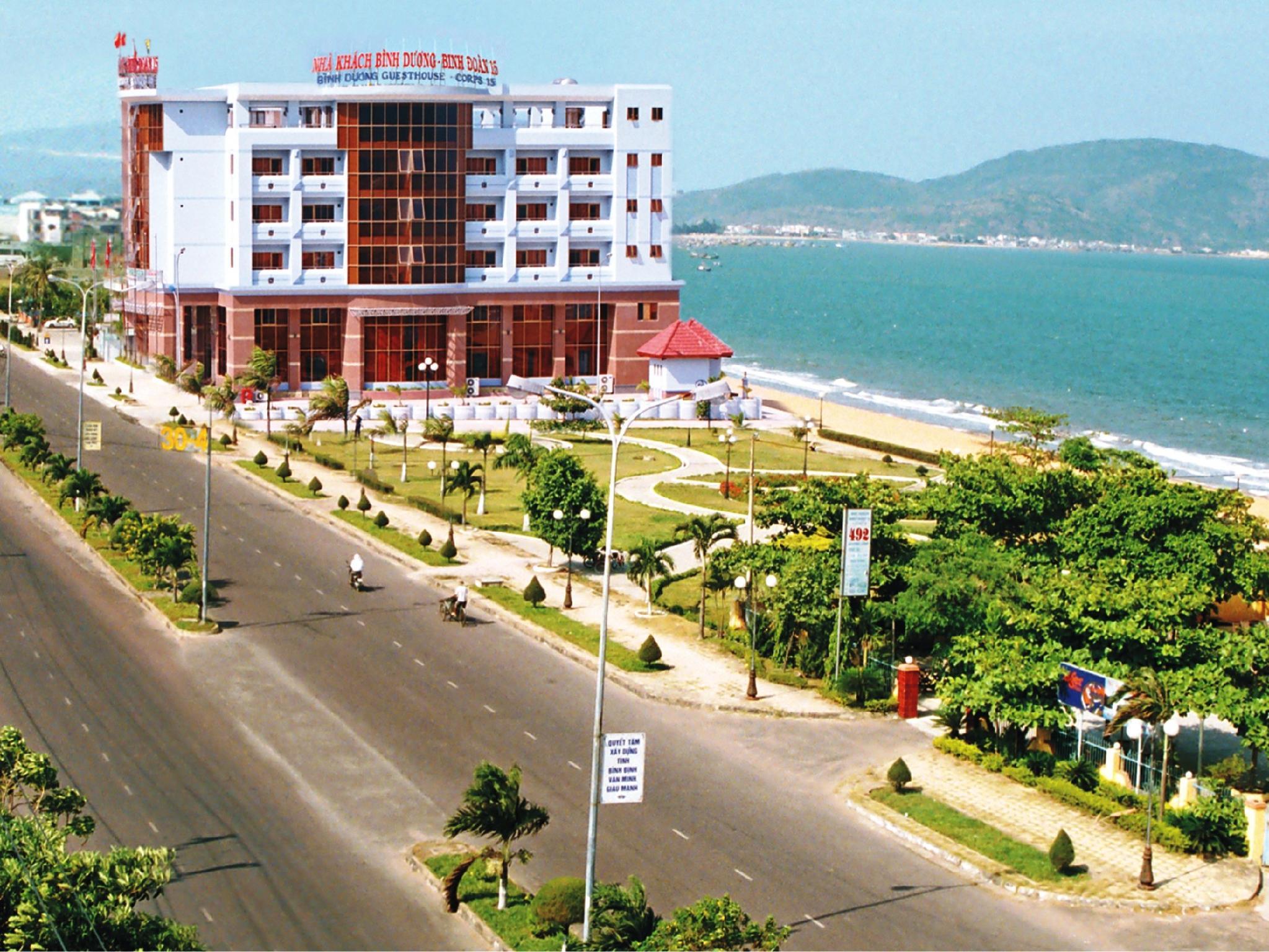 Hotell Binh Duong Hotel
