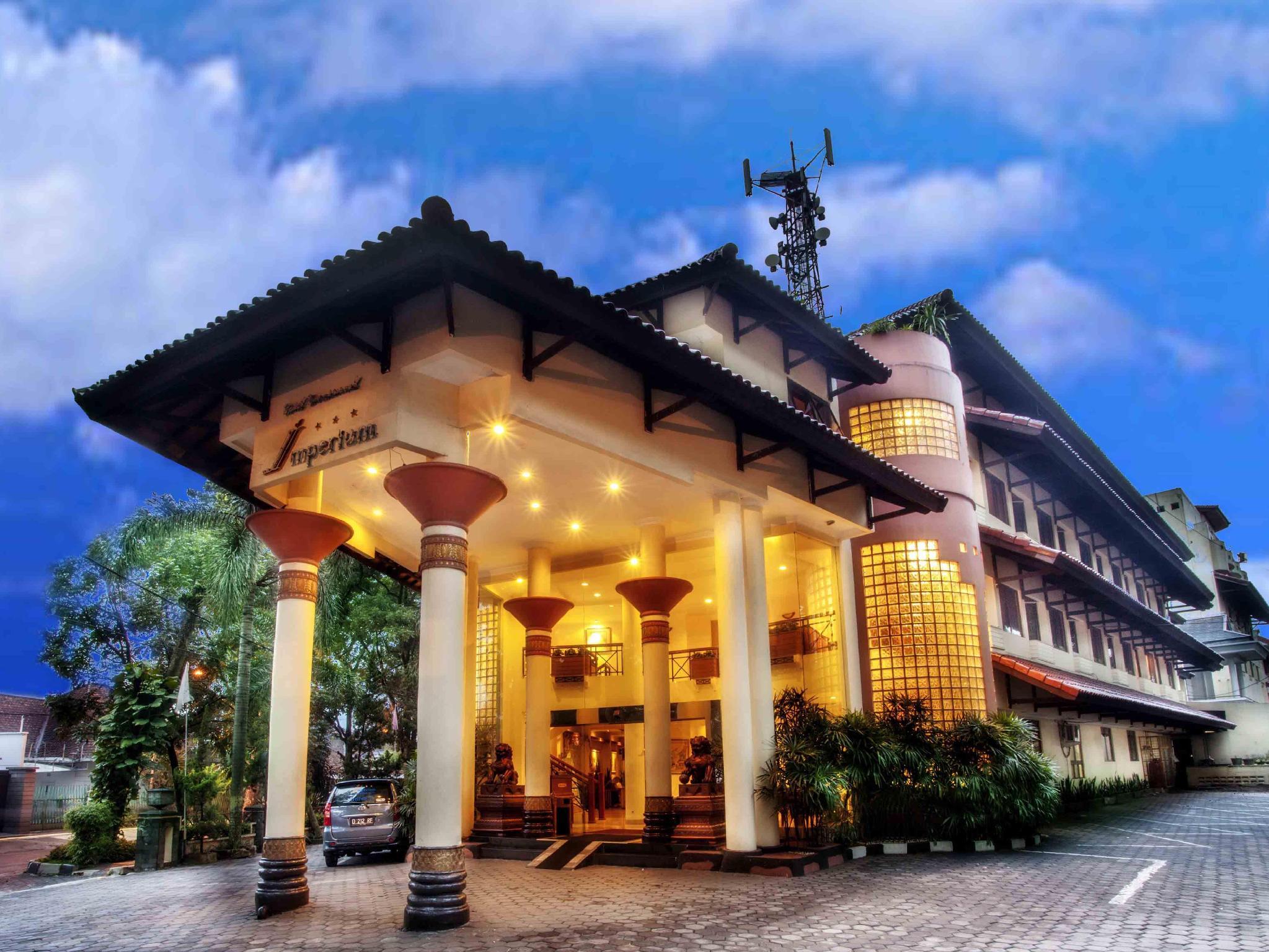 Hotell Hotel Imperium Bandung