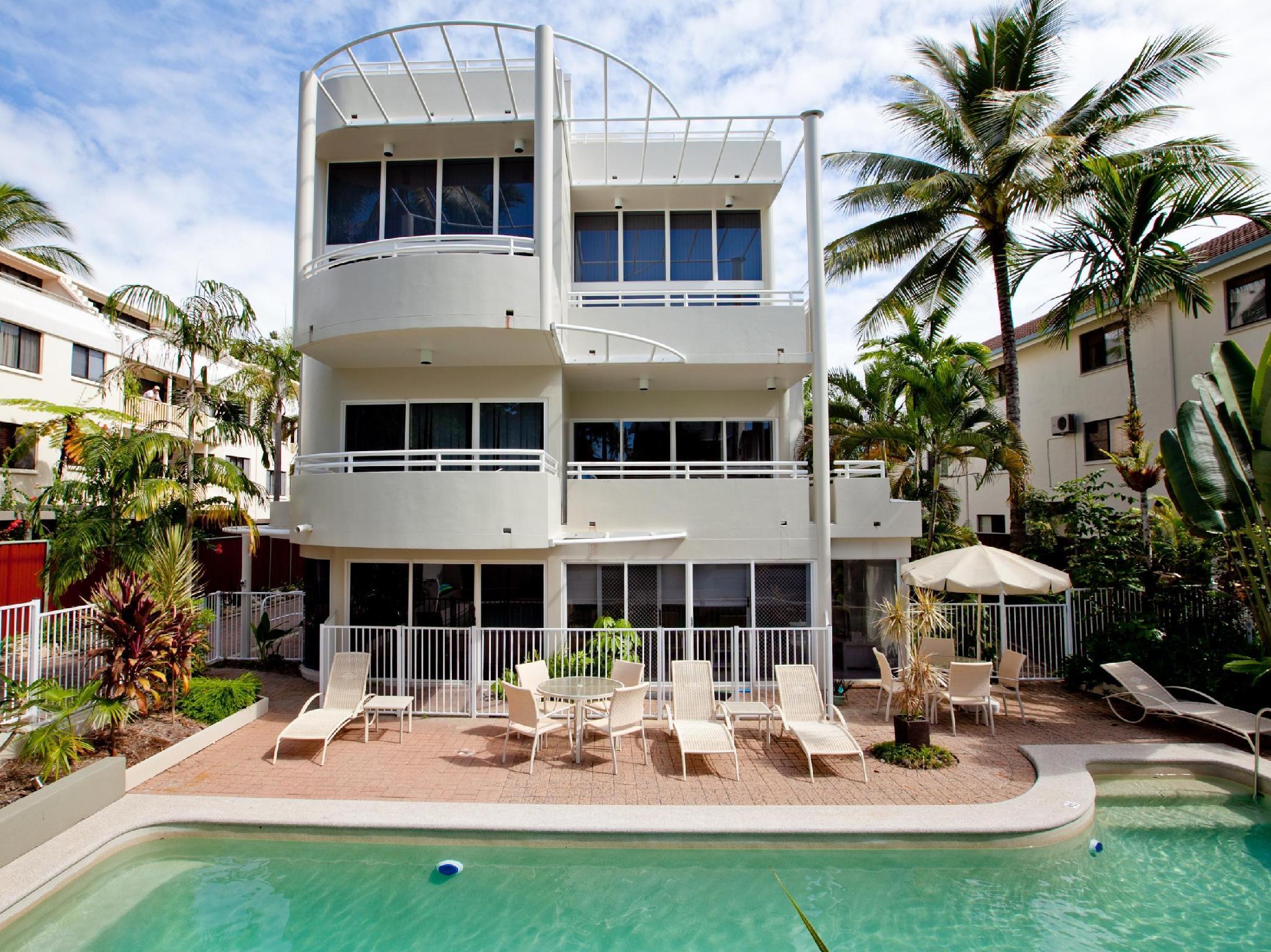 Latitude 16 Sunseeker Holiday Apartments - Hotell och Boende i Australien , Port Douglas